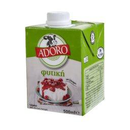 Κρέμα Γάλακτος Φυτική 500ml