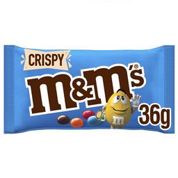 Σοκολατένια Κουφετάκια Crispy 36g