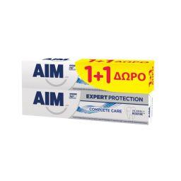 Οδοντόκρεμα Expert Protection Complete Care 75ml 1+1 Δώρο
