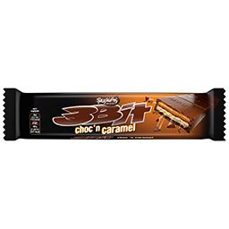 Σοκολάτα Γάλακτος 3BIT Καραμέλα 65gr