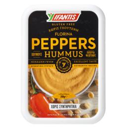 Hummus Με Πιπεριά Φλωρίνης 250 gr