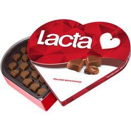 Σοκολατάκια Love Lacta Φουντούκι 165gr