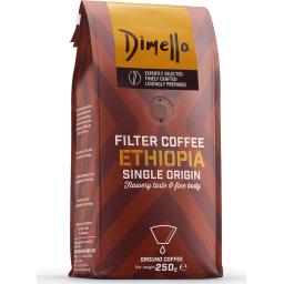 Καφές Φίλτρου Ethiopia 250g Έκπτωση 1Ε