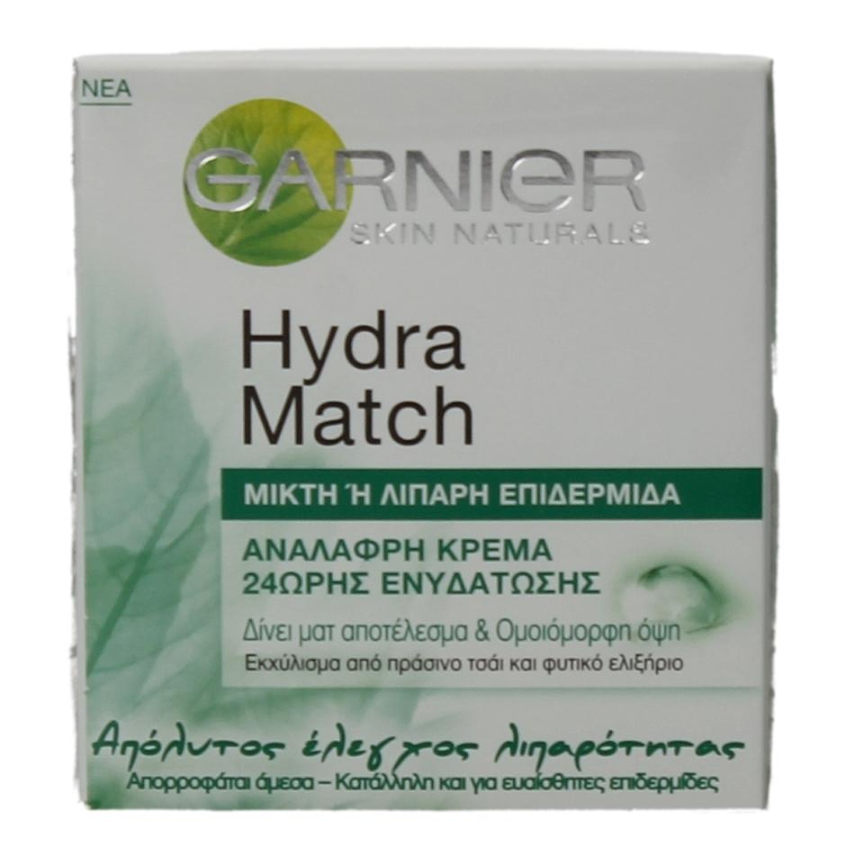 GARNIER-HYDRA MATCH