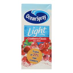 Χυμός Cranberry Light 1lt