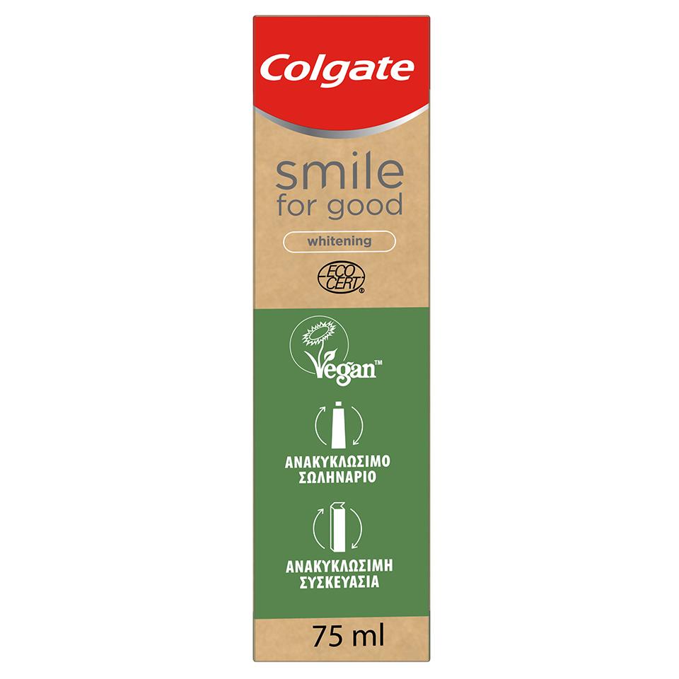 COLGATE-SMILE FOR GOOD
