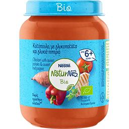Παιδική Τροφή Κοτόπουλο Γλυκοπατάτα & Πιπεριά 190gr
