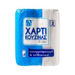 XAΡΤΙ ΚΟΥΖΙΝΑΣ 2 ΦΥΛΛΑ  2ΤΕΜ