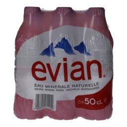 Νερό Φυσικό Μεταλλικό 6x500ml