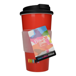 Ποτήρι Καφέ 450ml 1 Τεμάχιο