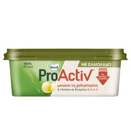 Μαργαρίνη Becel ProActiv με Ελαιόλαδο 250g