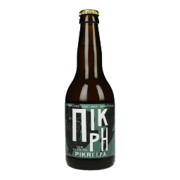 Μπύρα Πικρή Pale Ale IPA Φιάλη 330ml