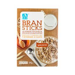 Δημητριακά Bran Sticks 375gr