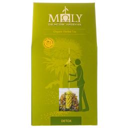 Αφέψημα Detox Moly Herbal Tea 10x2g
