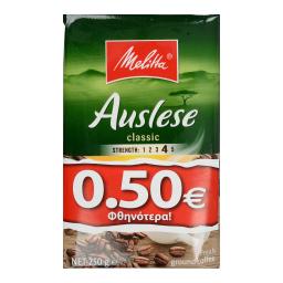 Καφές Φίλτρου Auslese Classic 250g Έκπτωση 0.50E