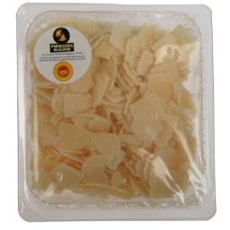 Τριμμένο Τυρί Τυρί Parmigiano Reggiano Φλοίδες 130gr