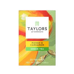 Τσάι Πράσινο Μάνγκο & Κάρδαμο 20x1.5g