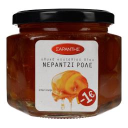 Γλυκό Κουταλιού Νεράτζι Ρολέ 453g Έκπτωση 1Ε -1EURO