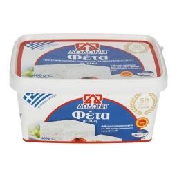 Τυρί Φέτα ΠΟΠ Σε Άλμη 400gr