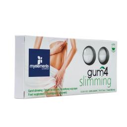 Τσίχλα Gum4 Slimming Μέντα 17g