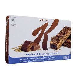 Μπάρες Βρώμης Με Σοκολάτα 5 X 27gr