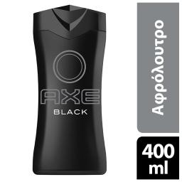Αφρόλουτρο Black 400ml