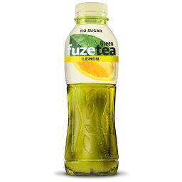 Ice Tea Πράσινο Τσάι Λεμόνι Χωρίς Ζάχαρη 500ml