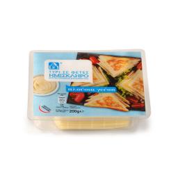 Τυρί Ημίσκληρο Φέτες 200gr