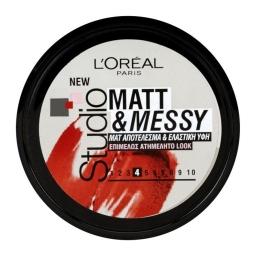 Gel Χτενίσματος Matt & Messy Pot 150 ml