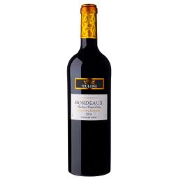 Οίνος Ερυθρός Merlot Cabernet Bordeaux 750ml