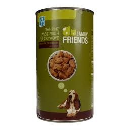Σκυλοτροφή Μπουκιές Κρέας Κονσέρβα 1.230gr