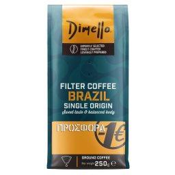 Καφές Φίλτρου Brazil Single Origin 250g Έκπτωση 1Ε 1E