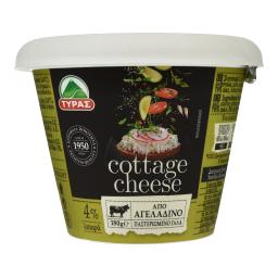 Τυρί Cottage 4% Λιπαρά 180g
