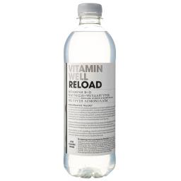 Βιταμινούχο Νερό Reload Λεμόνι Λάιμ 500ml