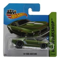 Αυτοκινητάκι 69 Ford Mustang 1 Τεμάχιο