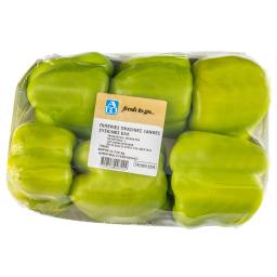 Πιπεριές Πράσινες Ξανθές Συσκευασμένες Ελληνικές