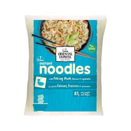 Noodles Πάπια Πεκίνου Λαχανικά 87g