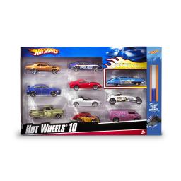 Φιγούρες Αυτοκινητάκια 10 Τεμάχια
