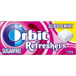 Τσίχλες Refreshers Bubblemint 16g