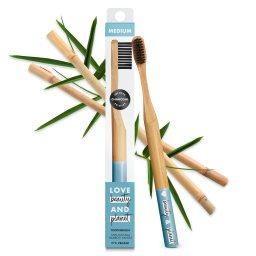 Οδοντόβουρτσα Bamboo Medium  1 τεμάχιο