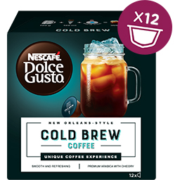 Κάψουλες Καφέ Dolce Gusto Cold Brew 12x9.7g