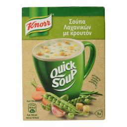 Σούπα Με Λαχανικά Κρουτόν 42 gr