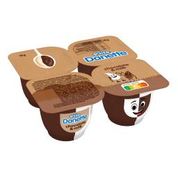 Επιδόρπιο Γάλακτος Σοκολάτα 4 Χ 70 gr