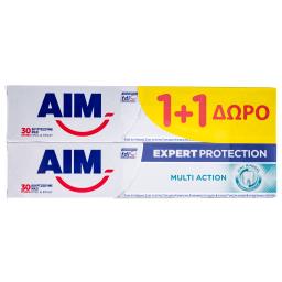 Οδοντόκρεμα Expert Protection Multi Action 75ml 1+1 Δώρο 1+1