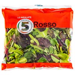 Έτοιμη Σαλάτα 5 Χρωμάτων Rosso 125gr