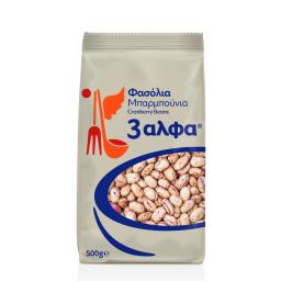 Φασόλια Μπαρμπούνια 500 gr  500 gr