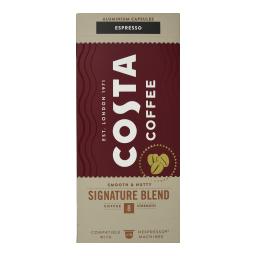 Κάψουλες Καφέ Espresso Signature Blend 10x5.7g