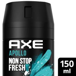 Αποσμητικό Spray Apollo 150ml