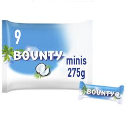 Σοκολατάκια Γάλακτος Mini Γέμιση Καρύδας 275gr