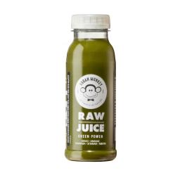 Φυσικός Χυμός Raw Juice Green Power 250ml